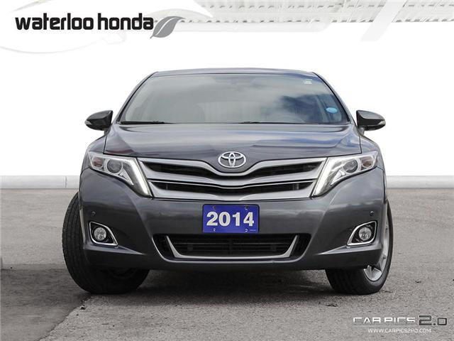 2014 Toyota Venza Base V6 (Stk: U4684) in Waterloo - Image 2 of 28