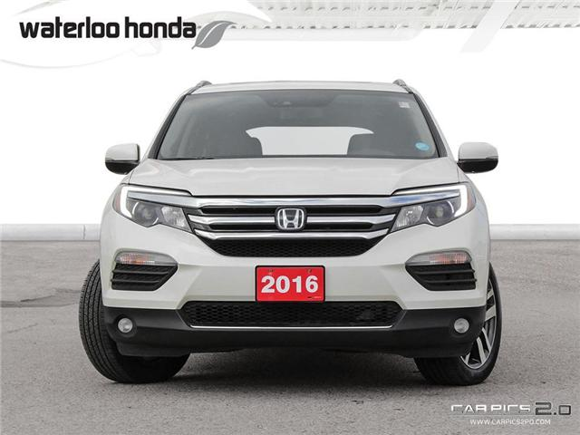 2016 Honda Pilot Touring (Stk: U4669) in Waterloo - Image 2 of 28