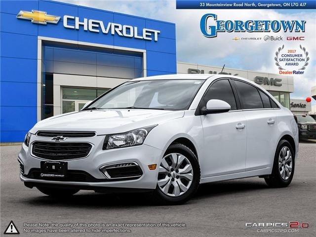 2015 Chevrolet Cruze 1LT (Stk: 19515) in Georgetown - Image 1 of 27