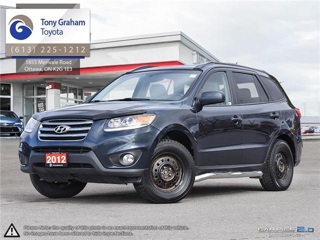 2012 Hyundai Santa Fe  (Stk: 56184A) in Ottawa - Image 1 of 27