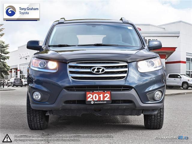 2012 Hyundai Santa Fe  (Stk: 56184A) in Ottawa - Image 2 of 27