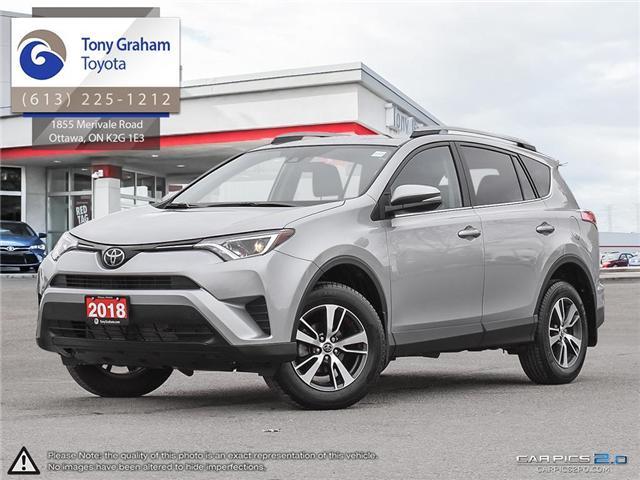 2018 Toyota RAV4 LE (Stk: U9032) in Ottawa - Image 1 of 27