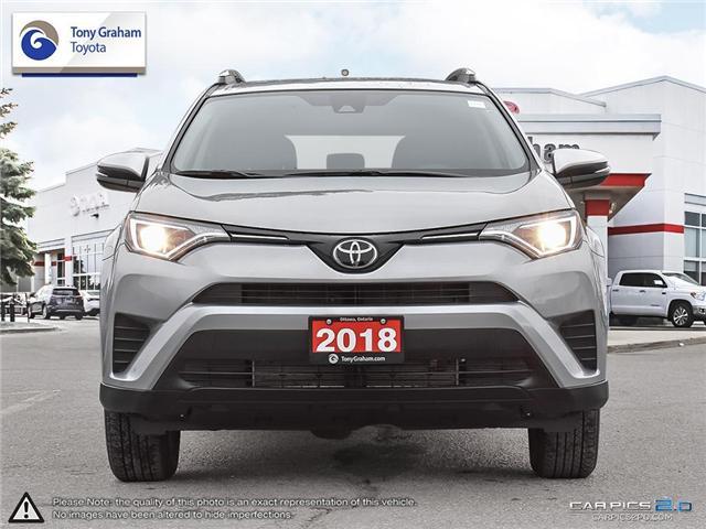 2018 Toyota RAV4 LE (Stk: U9032) in Ottawa - Image 2 of 27