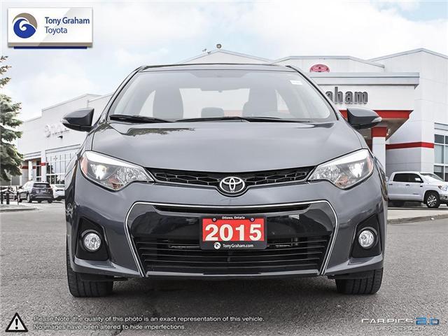 2015 Toyota Corolla S (Stk: E7644) in Ottawa - Image 2 of 28