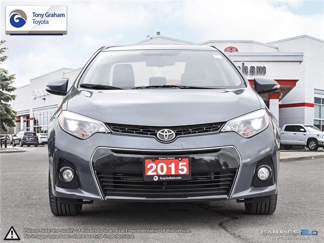 2015 Toyota Corolla S (Stk: U9040) in Ottawa - Image 2 of 27