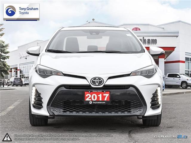 2017 Toyota Corolla SE (Stk: U8998) in Ottawa - Image 2 of 29