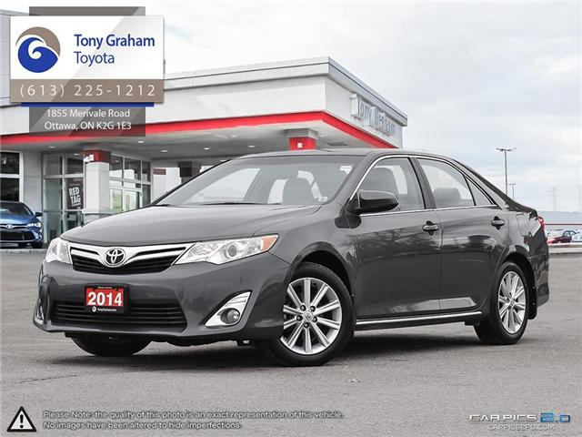2014 Toyota Camry XLE (Stk: 56761A) in Ottawa - Image 1 of 28