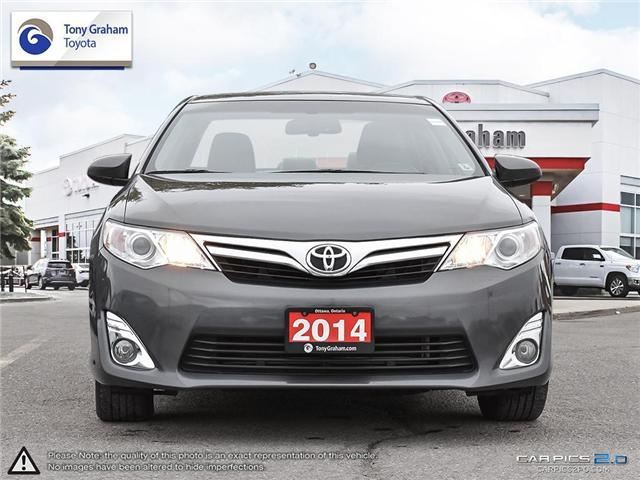 2014 Toyota Camry XLE (Stk: 56761A) in Ottawa - Image 2 of 28