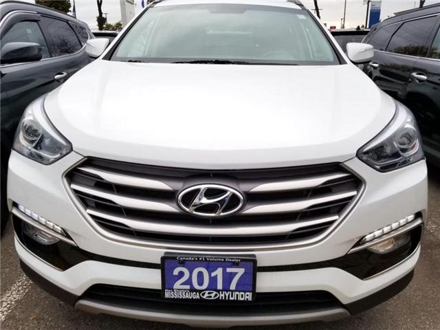 2017 Hyundai Santa Fe Sport Luxury (Stk: op9949) in Mississauga - Image 2 of 19