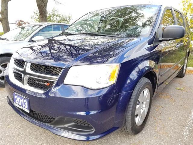 2013 Dodge Grand Caravan SE-in great condition.. (Stk: op9799a) in Mississauga - Image 1 of 10