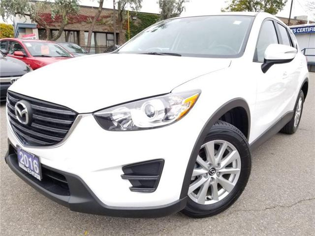 2016 Mazda CX-5 GX-Alloy rims/Touch botton start/Great deal (Stk: op10032) in Mississauga - Image 1 of 16