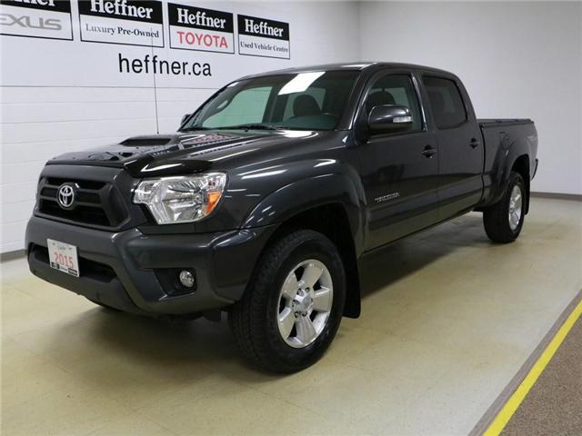 2015 Toyota Tacoma V6 (Stk: 186257) in Kitchener - Image 1 of 28