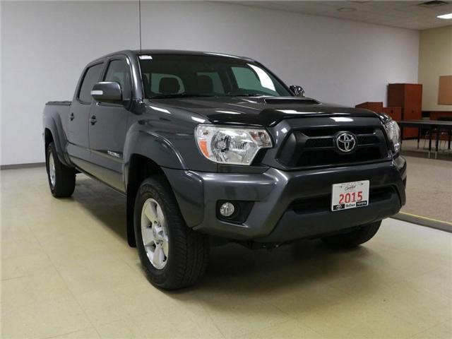 2015 Toyota Tacoma V6 (Stk: 186257) in Kitchener - Image 4 of 28