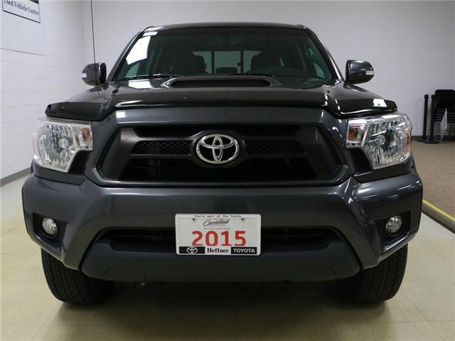 2015 Toyota Tacoma V6 (Stk: 186257) in Kitchener - Image 19 of 28
