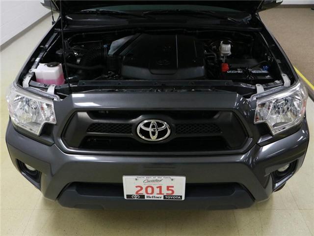2015 Toyota Tacoma V6 (Stk: 186257) in Kitchener - Image 25 of 28