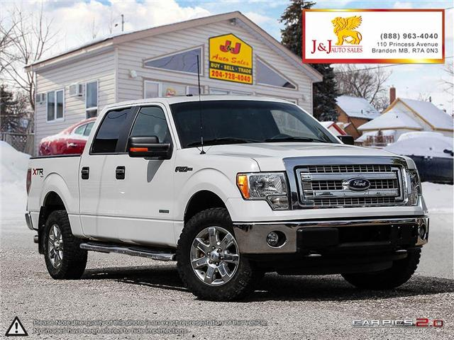 2013 Ford F-150 XLT (Stk: J18086) in Brandon - Image 1 of 27