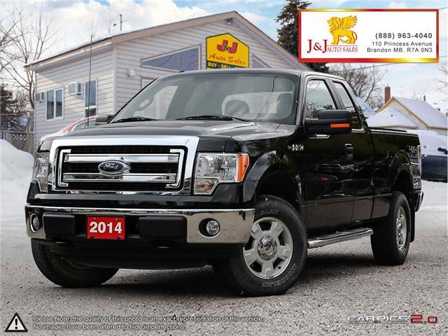 2014 Ford F-150 XLT (Stk: JB18043) in Brandon - Image 1 of 27