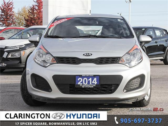 2014 Kia Rio LX (Stk: 18662A) in Clarington - Image 2 of 27