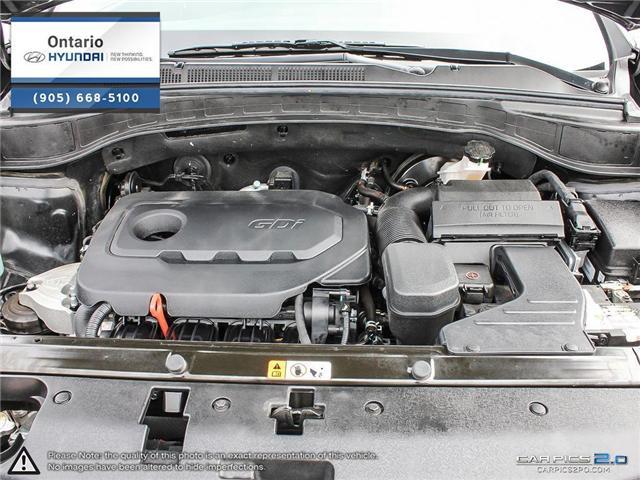 2018 Hyundai Santa Fe Sport 2.4 Premium (Stk: 86485L) in Whitby - Image 8 of 27