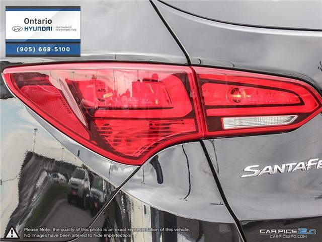 2018 Hyundai Santa Fe Sport 2.4 Premium (Stk: 86485L) in Whitby - Image 12 of 27