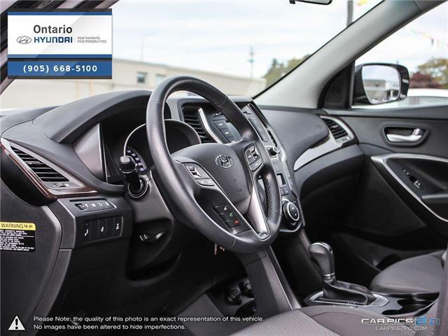 2018 Hyundai Santa Fe Sport 2.4 Premium (Stk: 86485L) in Whitby - Image 13 of 27