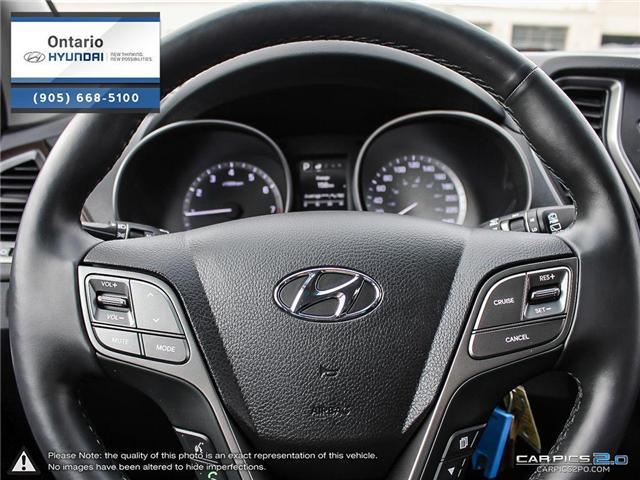2018 Hyundai Santa Fe Sport 2.4 Premium (Stk: 86485L) in Whitby - Image 14 of 27