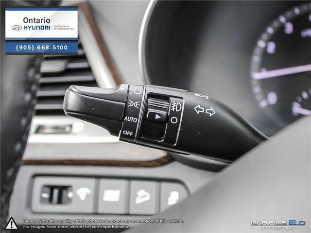 2018 Hyundai Santa Fe Sport 2.4 Premium (Stk: 86485L) in Whitby - Image 16 of 27