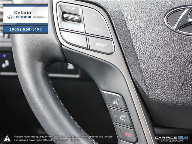 2018 Hyundai Santa Fe Sport 2.4 Premium (Stk: 86485L) in Whitby - Image 18 of 27