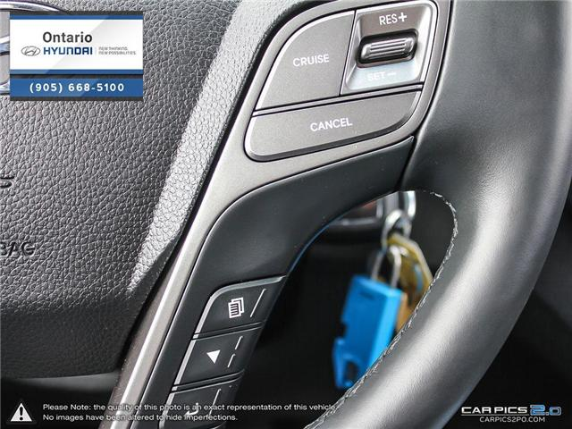 2018 Hyundai Santa Fe Sport 2.4 Premium (Stk: 86485L) in Whitby - Image 19 of 27
