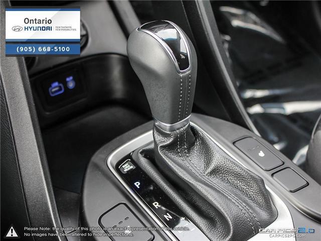2018 Hyundai Santa Fe Sport 2.4 Premium (Stk: 86485L) in Whitby - Image 20 of 27