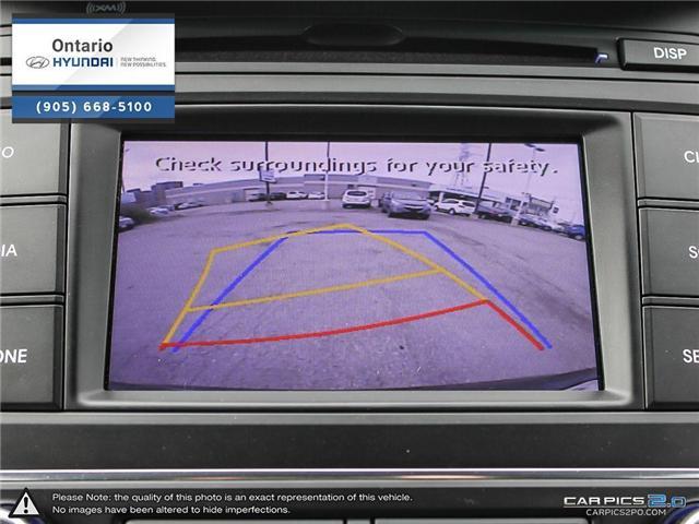 2018 Hyundai Santa Fe Sport 2.4 Premium (Stk: 86485L) in Whitby - Image 23 of 27