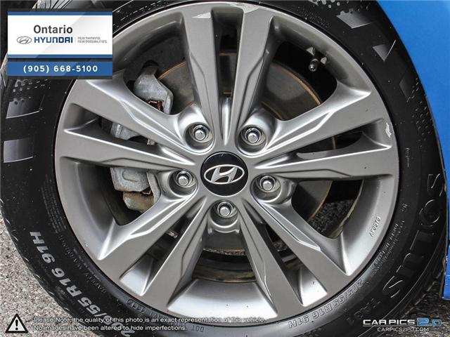 2018 Hyundai Elantra GL / Low Klm (Stk: 44901K) in Whitby - Image 6 of 27