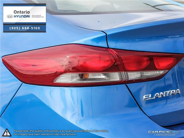 2018 Hyundai Elantra GL / Low Klm (Stk: 44901K) in Whitby - Image 12 of 27