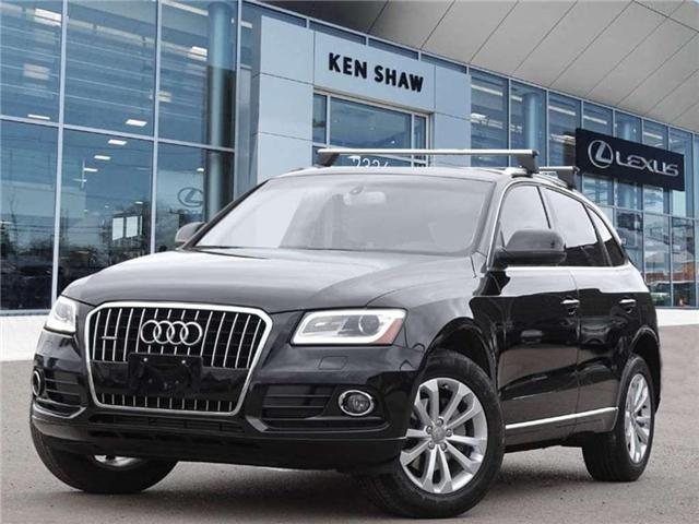 2015 Audi Q5 2.0T Progressiv (Stk: 15711A) in Toronto - Image 1 of 19