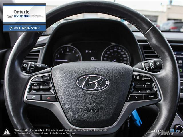 2018 Hyundai Elantra GL / Low Klm (Stk: 44901K) in Whitby - Image 14 of 27
