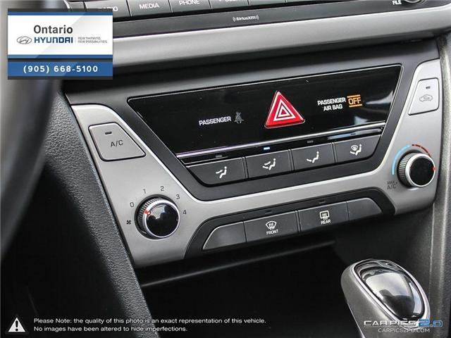2018 Hyundai Elantra GL / Low Klm (Stk: 44901K) in Whitby - Image 21 of 27