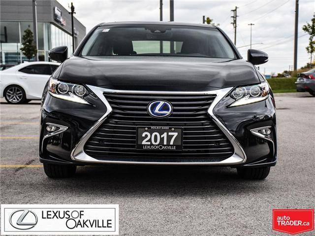 2017 Lexus ES 300h Base (Stk: UC7544) in Oakville - Image 2 of 22