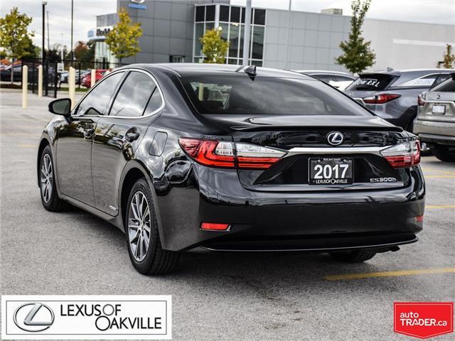 2017 Lexus ES 300h Base (Stk: UC7544) in Oakville - Image 6 of 22