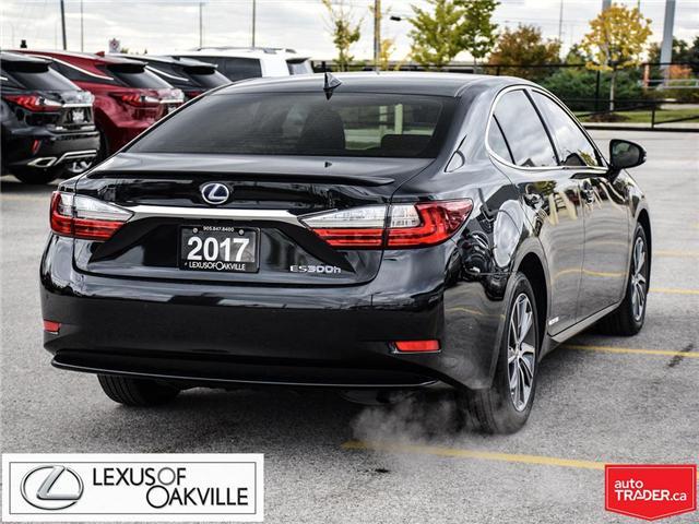 2017 Lexus ES 300h Base (Stk: UC7544) in Oakville - Image 8 of 22