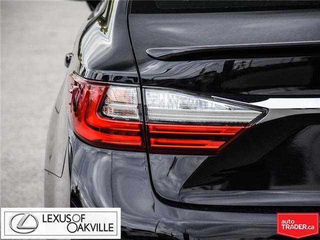 2017 Lexus ES 300h Base (Stk: UC7544) in Oakville - Image 9 of 22