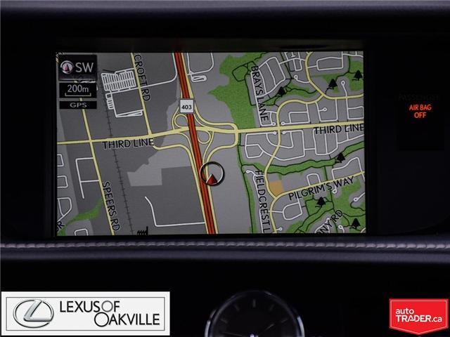 2017 Lexus ES 300h Base (Stk: UC7544) in Oakville - Image 17 of 22