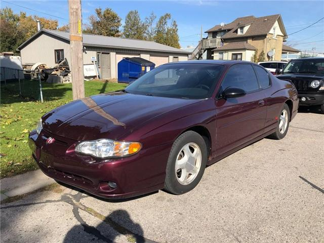 2003 Chevrolet Monte Carlo SS (Stk: 2G1WX1) in Belmont - Image 1 of 23