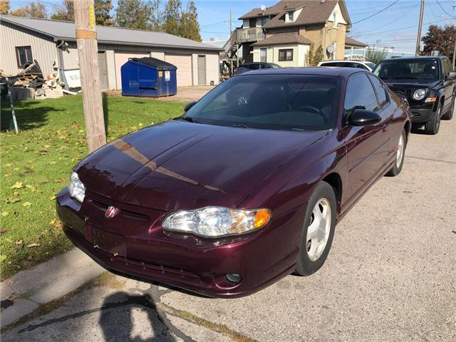 2003 Chevrolet Monte Carlo SS (Stk: 2G1WX1) in Belmont - Image 2 of 23