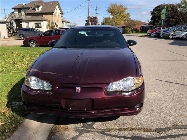 2003 Chevrolet Monte Carlo SS (Stk: 2G1WX1) in Belmont - Image 3 of 23
