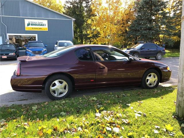 2003 Chevrolet Monte Carlo SS (Stk: 2G1WX1) in Belmont - Image 5 of 23