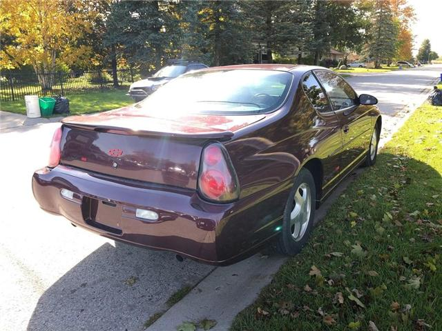 2003 Chevrolet Monte Carlo SS (Stk: 2G1WX1) in Belmont - Image 6 of 23