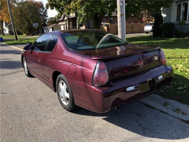 2003 Chevrolet Monte Carlo SS (Stk: 2G1WX1) in Belmont - Image 8 of 23
