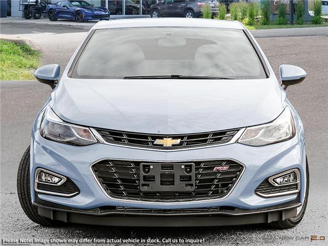 2018 Chevrolet Cruze LT Auto (Stk: C8J081T) in Mississauga - Image 2 of 8