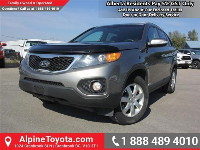 2013 Kia Sorento LX (Stk: S552909A) in Cranbrook - Image 1 of 17