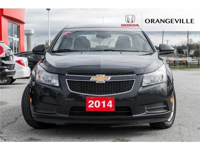 2014 Chevrolet Cruze 1LT (Stk: F18146B) in Orangeville - Image 2 of 19